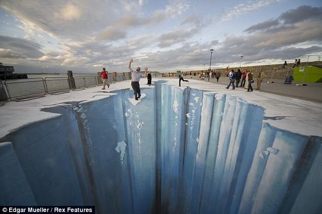 ice-crevace